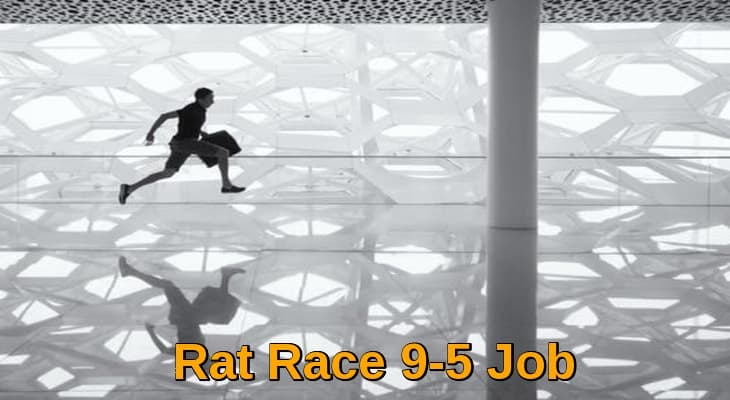 9-5 Job Life_Rat Race