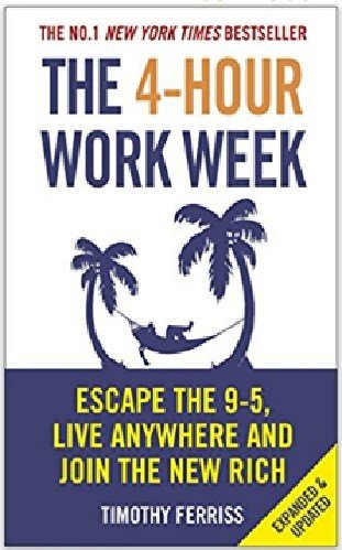 image of The 4 Hour Work Week book