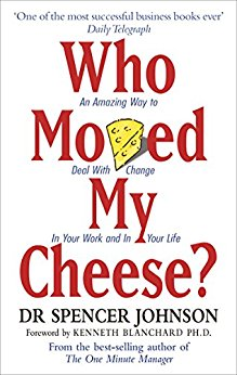 who moved my cheese book image