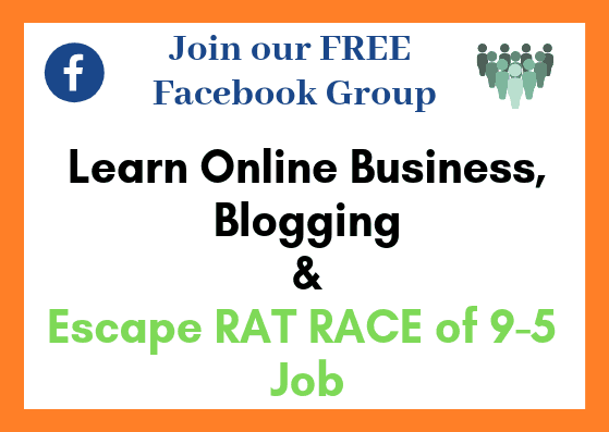 Learn Online Business, Blogging & Escape RAT RACE of 9-5 Job