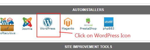 wordpress autoinstallers