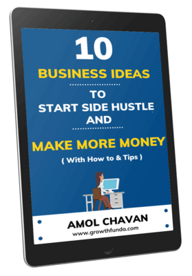 eBook on business ideas to make money