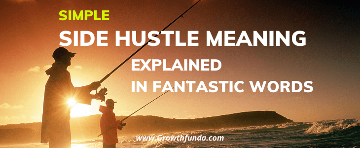 meaning of side hustle