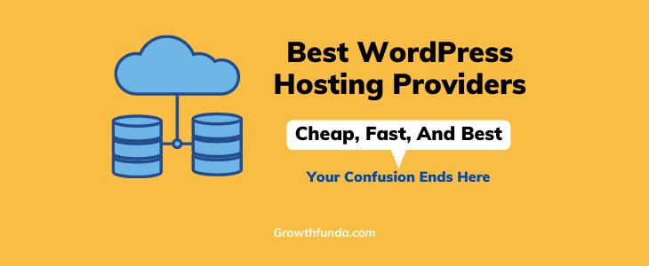 best wordpress hosting provider in india