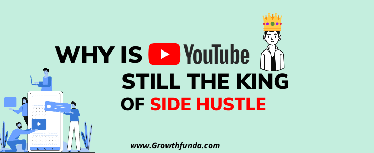 Consider YouTube as a side hustle along with day job