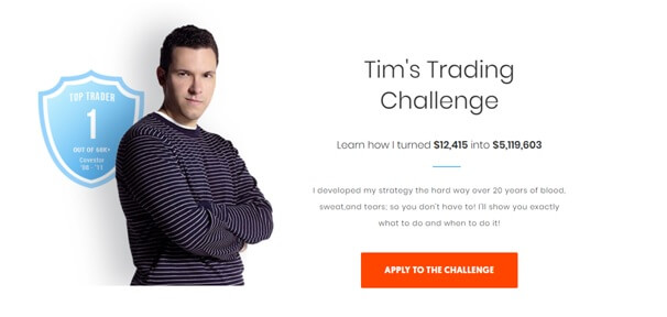 Timothy Sykes's blog