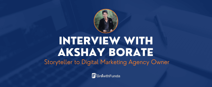 interview with Akshay Borate
