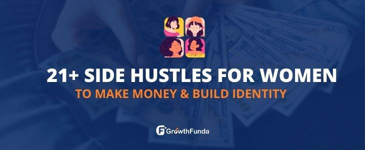 side hustles for women