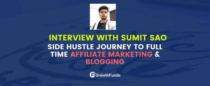 interview with sumit sao founder of blogginglift